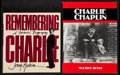 """Movie Posters:Comedy, Remembering Charlie by Jerry Epstein & Other Lot (Doubleday, 1989). Hardcover Books (2) (Various Pages, 10.25"""" X 11"""", 10"""" X ... (Total: 2 Items)"""