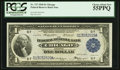 Fr. 727 $1 1918 Federal Reserve Bank Note PCGS Choice About New 55PPQ