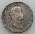 Mexico, Mexico: Iturbide and Maximilian Pair 1823-67,... (Total: 2 coins)