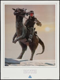 "Movie Posters:Science Fiction, Star Tours (Disney, 1986). Poster (18"" X 24"") Hoth. ScienceFiction.. ..."