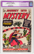 Silver Age (1956-1969):Superhero, Journey Into Mystery #83 (Marvel, 1962) CGC Apparent FN 6.0 Slight(A) Off-white to white pages....
