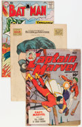 Golden Age (1938-1955):Miscellaneous, Golden/Silver Age Miscellaneous Group (Various Publishers, 1940s-60s).... (Total: 13 Comic Books)