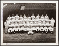 Baseball Collectibles:Photos, 1950's Brooklyn Dodgers Team Signed Original Photograph - WithCampanella!...