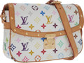 Luxury Accessories:Bags, Louis Vuitton Multicolor Monogram Canvas Sologne Bag. ...