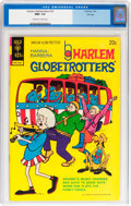 Bronze Age (1970-1979):Cartoon Character, Harlem Globetrotters #10 File Copy (Gold Key, 1974) CGC NM+ 9.6Off-white to white pages....