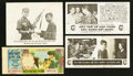 World Currency: , Various Vietnam War Propaganda and Chieu Hoi Leaflets. . ...(Total: 4 items)