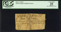 Colonial Notes:North Carolina, North Carolina March 9, 1754 5s PCGS Apparent Very Good 10.. ...