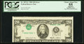 Error Notes:Inverted Third Printings, Fr. 2075-L $20 1985 Federal Reserve Note. PCGS Apparent ChoiceAbout New 55.. ...