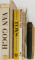 Books:Art & Architecture, [Art & Collectibles]. Group of Nine. Various publishers. Books related to art and collecting. Several titles focused on the ... (Total: 9 Items)