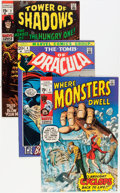 Bronze Age (1970-1979):Horror, Assorted Bronze Age Marvel Horror Comics Group (Marvel, 1970s)Condition: Average FN/VF.... (Total: 24 Comic Books)
