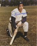 Autographs:Photos, Joe DiMaggio Signed Photograph. One of the greatest ball players toever grace a field, Joe DiMaggio enhanced this 8x10 col...