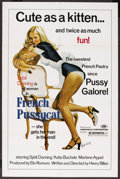 "Movie Posters:Sexploitation, French Pussycat (Cineworld, 1977). One Sheet (27"" X 41"").Sexploitation. ..."