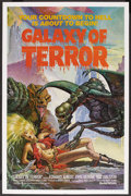 "Movie Posters:Science Fiction, Galaxy of Terror (United Artists, 1981). One Sheet (27"" X 41"").Science Fiction. ..."