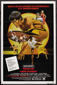 "Game of Death (Columbia, 1978). One Sheet (27"" X 41""). Action"