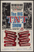"Movie Posters:Rock and Roll, The Big T.N.T. Show (American International, 1966). One Sheet (27"" X 41""). Rock and Roll. ..."