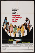 """Movie Posters:Bad Girl, Beyond the Valley of the Dolls (20th Century Fox, 1970). One Sheet(27"""" X 41""""). Bad Girl...."""