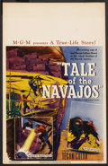 """Movie Posters:Documentary, Tale of the Navajos (MGM, 1949). Window Cards (6) (14"""" X 22""""). Documentary. ... (Total: 6 Items)"""