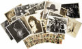 Movie/TV Memorabilia:Photos, Tobacco Cards and Movie Stills. The grab-bag of 27 stills includesstars from Lon Chaney Sr. and Mary Pickford to Rin-Tin-Ti...(Total: 1 Item)