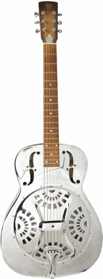 Peter Fonda's '87 Dobro Duolian Model 90. Fonda is a known lover of American roots music, which explains why he had this...