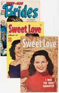 Golden Age (1938-1955):Romance, Teen-Age Brides File Copies Group (Harvey, 1949-58) Condition:Average VF.... (Total: 18 Comic Books)