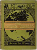 Books:Literature Pre-1900, Thomas W. Knox. The Young Nimrods Around the World: A Book forBoys. New York, 1882. Publisher's binding. Profusely ...
