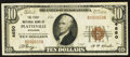 National Bank Notes:Wisconsin, Platteville, WI - $10 1929 Ty. 1 The First NB Ch. # 4650. ...