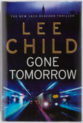 Books:Signed Editions, Lee Child. SIGNED/FIRST. Gone Tomorrow. London: Bantam Press, 2009. Signed and dated 20 April, 2009 on title page....