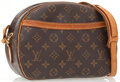 Luxury Accessories:Bags, Louis Vuitton Classic Monogram Canvas Blois MM Crossbody Bag . ...