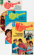Silver Age (1956-1969):Humor, The Monkees File Copies Group (Dell, 1967-69) Condition: Average VF+.... (Total: 11 Comic Books)