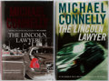 Books:Signed Editions, Michael Connelly. SIGNED/FIRST. Group of Two. Orion Press and Little, Brown, 2005. A first American and a first UK edition o... (Total: 2 Items)