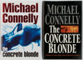 Books:Signed Editions, Michael Connelly. SIGNED. Group of Two: The Concrete Blonde. Orion Press and Little, Brown, 1994. First UK and Ameri... (Total: 2 Items)