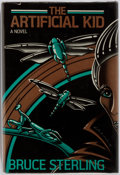 Books:Science Fiction & Fantasy, [Science Fiction]. Bruce Sterling. SIGNED/INSCRIBED. The Artificial Kid. New York: Harper & Row, 1980. First editio...