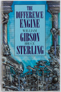 Books:Science Fiction & Fantasy, [Science Fiction]. William Gibson and Bruce Sterling. The Difference Engine. London: Victor Gollancz, 1990. First e...