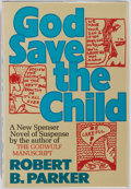 Books:Mystery & Detective Fiction, Robert B. Parker. God Save the Child. Houghton Mifflin,1974. First edition, first printing. Publisher's binding. Mo...