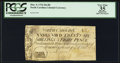 Colonial Notes:North Carolina, North Carolina March 9, 1754 26s 8d PCGS Apparent Very Fine 35.....