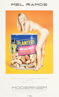 American:Modern, MEL RAMOS (American, b. 1935). Mixed Nuts: The Lost Painting of1965, #35, 2004. Offset lithograph. 31-1/4 x 19-1/4 inch...