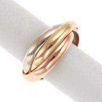 Gold Trinity Band, Cartier