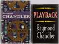 Books:Mystery & Detective Fiction, Raymond Chandler. Playback. Group of Two Books Includes theAmerican and British First Edition, First Printings.... (Total: 2Items)