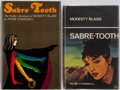 Books:Mystery & Detective Fiction, Peter O'Donnell. Sabre-Tooth. Group of Two ModestyBlaise Books Includes the American and British Firs... (Total:2 Items)