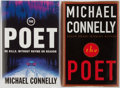 Books:Mystery & Detective Fiction, Michael Connelly. SIGNED. The Poet. Group of Two BooksIncludes the American and British First Edition, First Prin...(Total: 2 Items)