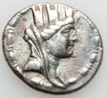 Ancients:Greek, Ancients: SYRIA. Laodicea ad Mare. Ca. 82/1-49/8 BC. AR tetradrachm(14.81 gm)....