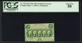 Fractional Currency:First Issue, Fr. 1312 50¢ First Issue PCGS About New 50.. ...