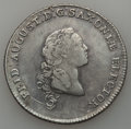 German States:Saxony, German States: Saxony. Friedrich August III Taler 1764-EDC,...