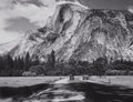 GROUP OF SIX 1930s YOSEMITE NATIONAL PARK PHOTOGRAPHS 10 x 8 inches (25.4 x 20.3 cm) each (or the reverse)