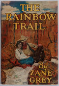 Books:First Editions, Zane Grey. The Rainbow Trail. New York: Harper &Brothers, 1915. First edition, first printing. Lettered F-P onvers...