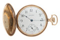 Timepieces:Pocket (post 1900), Waltham 16 Size 14k Gold 17 Jewel Hunter's Case Pocket Watch6. ...