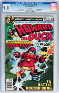Bronze Age (1970-1979):Cartoon Character, Howard the Duck #30 (Marvel, 1979) CGC NM/MT 9.8 White pages....