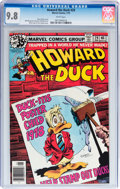 Bronze Age (1970-1979):Cartoon Character, Howard the Duck #29 (Marvel, 1979) CGC NM/MT 9.8 White pages....