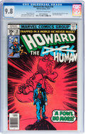 Bronze Age (1970-1979):Cartoon Character, Howard the Duck #19 (Marvel, 1977) CGC NM/MT 9.8 Off-white to whitepages....