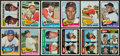 Baseball Cards:Lots, 1965 Topps Baseball Collection (399) With HoFers, Carlton &Hunter Rookies. ...
